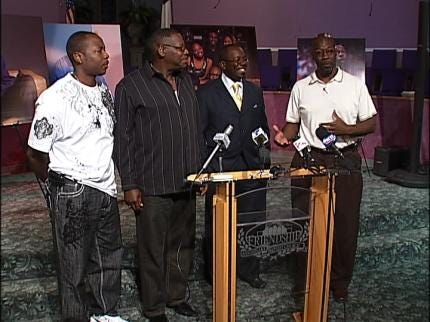 Wayman Tisdale's Brother On Family's Loss