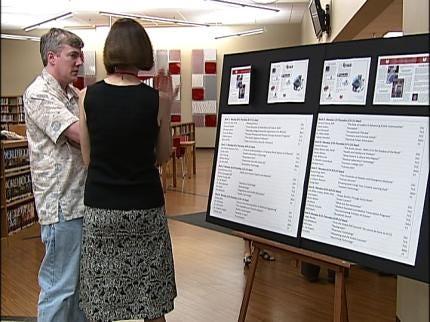 Academy To Help College Bound Seniors
