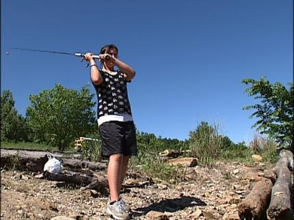 Sand Springs Students Taught Joy Of Fishing