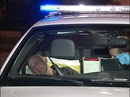Tulsa Burglary Suspect Arrested