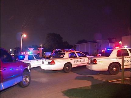 Security Guard Shot At Tulsa Apartment Complex