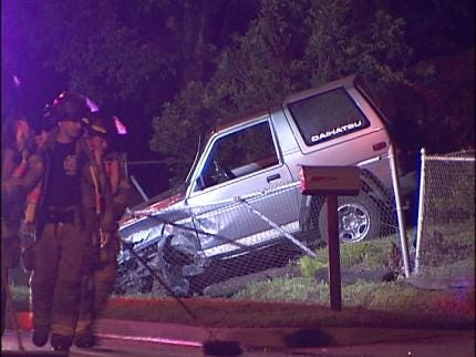 Tulsa Drivers Arrested For DUI