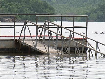 Busy Weekend Expected At Skiatook Lake