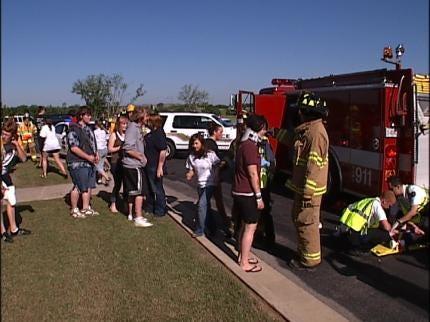 Jenks Schools Test Emergency Policy