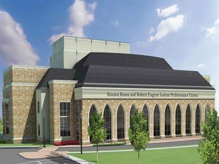 Tulsa Foundation Gives TU $40 Million
