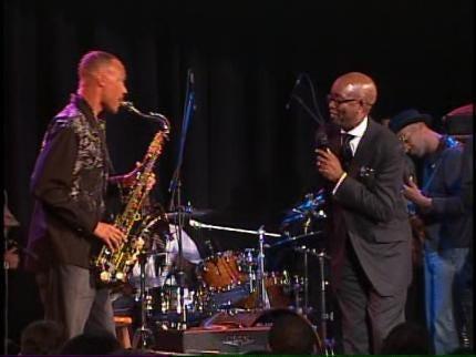 Jazz Concert Benefits Tisdale's Foundation