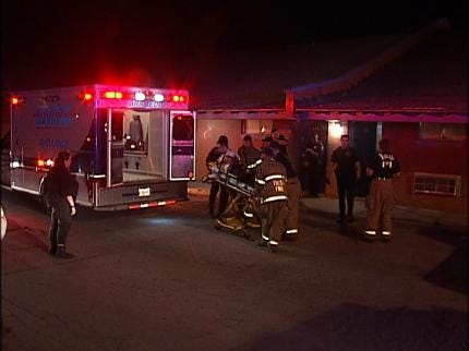 Tulsa Police: Altercation Leads To Stabbing