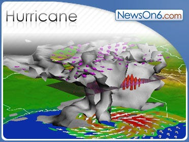 NOAA Forecasts 9 To 14 Tropical Storms This Season