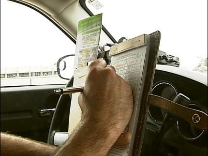 Police Checking For Seat Belts This Weekend