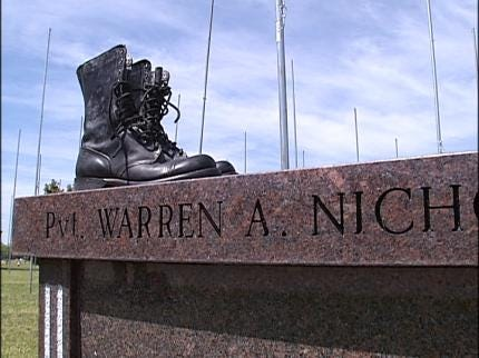 Vietnam Vet Will Be Honored At Observance