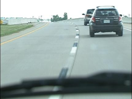 Why Do Highways Have New Striping?