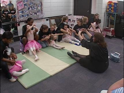 Moore Ballet Teacher Changing Students' Lives