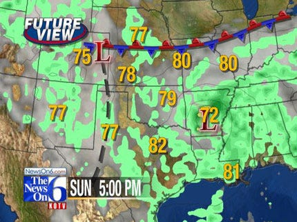 Rain Likely This Memorial Day Weekend