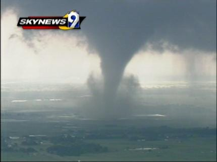 One Year Since Hennessey Tornado