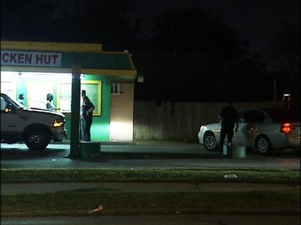 Two Men Shot At Tulsa Restaurant