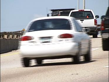 Eastbound Lanes Of Turner Turnpike Closed