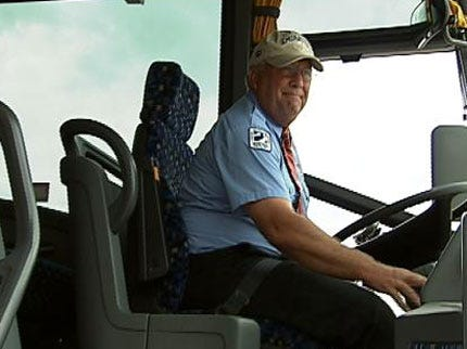 Man Driven To Serve National Guard Members