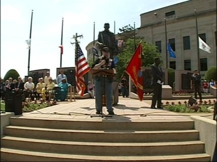 Reading Of The Names In Oklahoma City