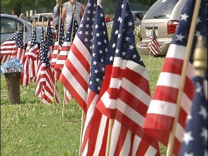 Tribute To Oklahoma Military Veterans