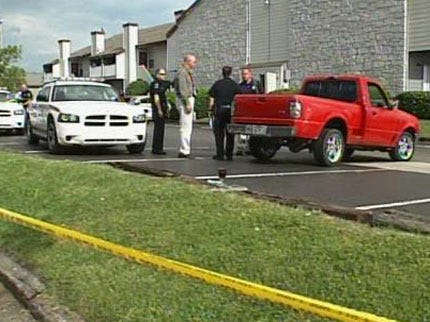 Man Arrested In Monday Killing