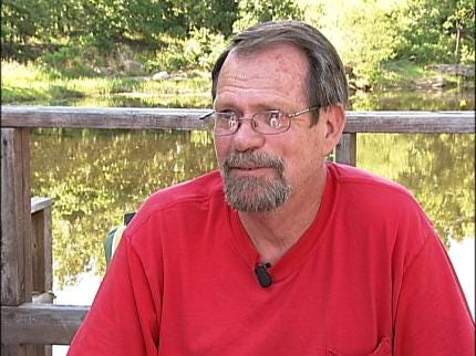 Man Discusses Finding Baby In Sapulpa Dumpster