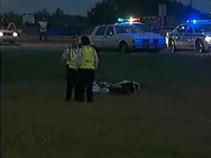 Motorcyclist Dies In Tulsa Traffic Accident