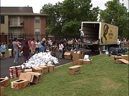 Tulsa-Based Genesis Project Helps The Hungry