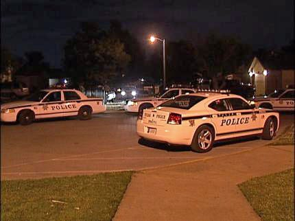 No One Hurt In Overnight Tulsa Shooting