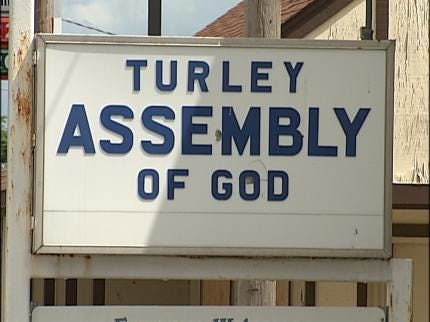 Turley Church Gets A Makeover