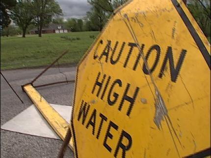 Woman Drowns In Pryor Flood Waters