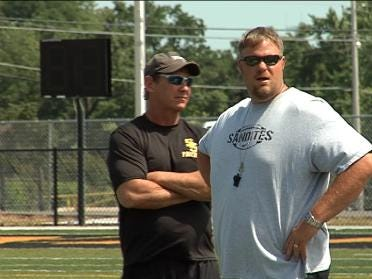 Deaton And Sand Springs Football Ready To Take Next Step
