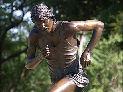 Tulsa Statue Honors Murder Victim