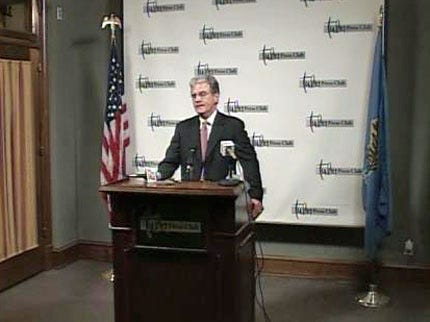 Senator Tom Coburn To Seek Re-Election