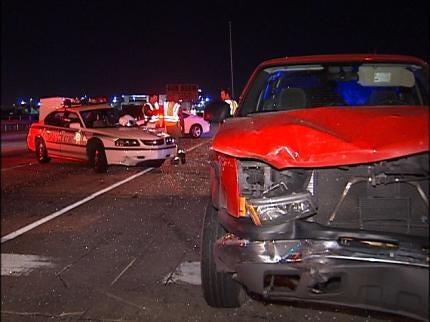TPD Officer Injured In Crash