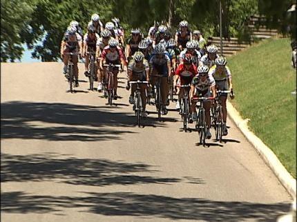 Tulsa Tough Cycling Event Concludes