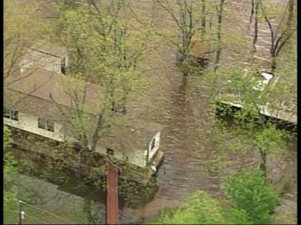 Oklahoma Lake Levels Increase