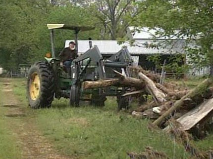Pryor Rancher Feels Loss From Flood