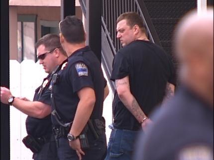 Tulsa Suspect Has Long Criminal History