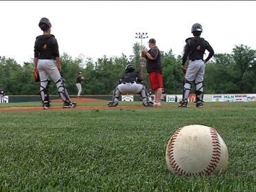 Union Baseball Prepares For Playoffs