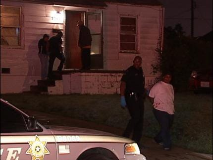 Tulsa Domestic Incident Ends With Stabbing