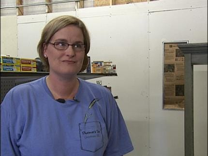 Chouteau Pharmacy Reopens After Semi Crash