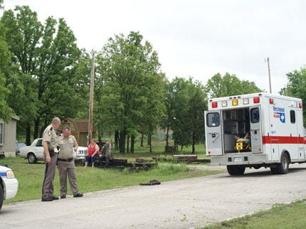Creek County Deputies: Homeowner Shoots Burglar