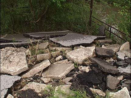 How Will Mayes County Pay For Road Repairs?