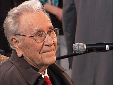 Oklahoma Senate Honors Oral Roberts
