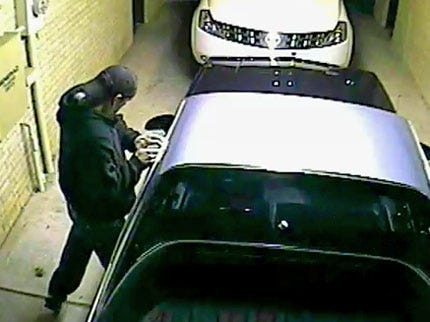 Theft Of Classic Car In Tulsa Caught On Tape