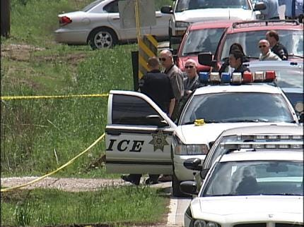 Tulsa Police ID Body Found In Bag