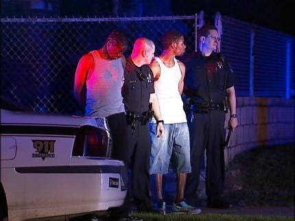Gunshots Fired In Tulsa Overnight