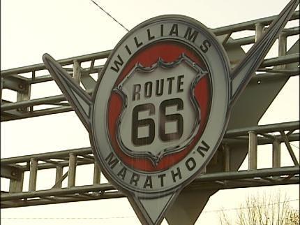Route 66 Stroller Marathoner Breaks Guinness World Record