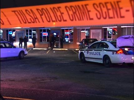 Tulsa Police Officer, Two Other Victims Recovering After Weekend Shooting