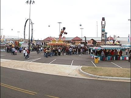 Weather May Have Influenced Tulsa State Fair Attendance This Year